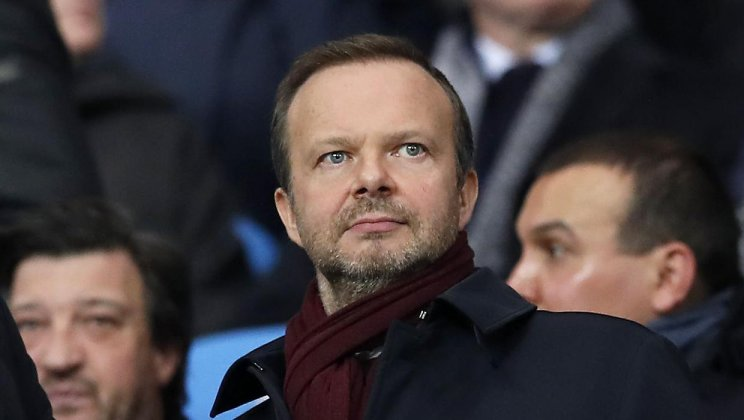 Ed Woodward says Man Utd on 'right track' after signing likes of Ronaldo despite net loss of €107.97m for last season