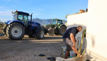 Capitulation? Spain's land buyout plans irks local farmers